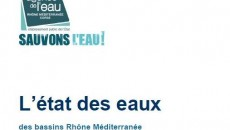 Rapport 2014 sur l��tat des eaux des bassins Rh�ne-M�diterran�e et Corse