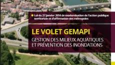Tout savoir sur la GEMAPI une publication de l�agence de l�eau Adour Garonne